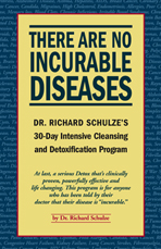 There Are NO Incurable Diseases, cover