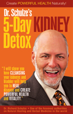 Create Powerful Health: 5-Day KIDNEY Detox, book cover