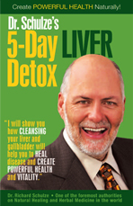 Create Powerful Health: 5-Day LIVER Detox, book cover