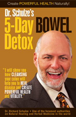 Create Powerful Health: 5-Day BOWEL Detox, book cover
