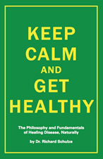 KEEP CALM and GET HEALTHY, book cover