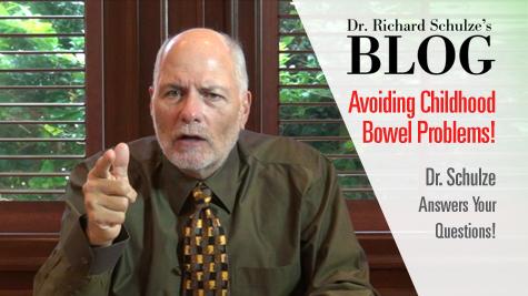 Avoiding Childhood Bowel Problems!