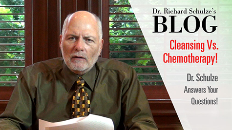 Cleansing Vs. Chemotherapy