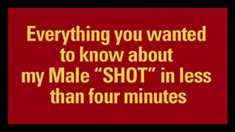 For Men Only!