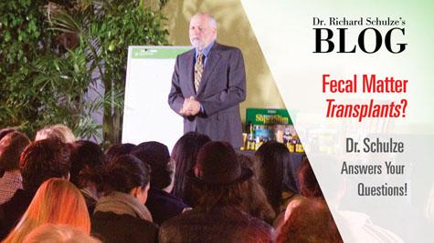 NEW Video Series: Fecal Matter Transplants?