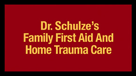 Family First Aid And Home Trauma Care