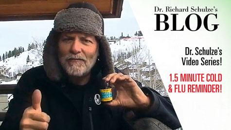 1.5-Minute Cold & Flu Reminder!