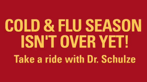 Winter's Still Here! So Take A Ride on a Ski Lift with Dr. Schulze!