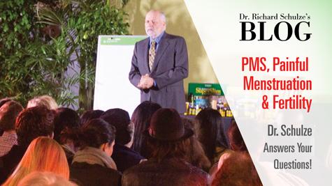 PMS, Painful Menstruation & Fertility