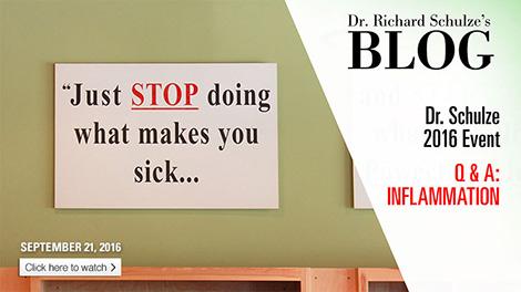 Q&A: Inflammation