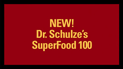 Dr Schulze's SuperFood-100
